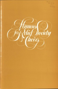 Hymns for Relief Society Choirs (1975)