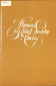 Hymns for Relief Society Choirs