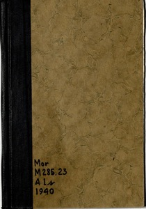 Selected L.D.S. Hymns (1940)