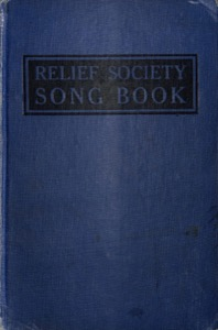 Relief Society Song Book (1919)