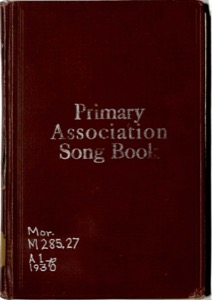 Primary Song Book