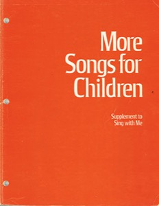 More Songs for Children (1978)