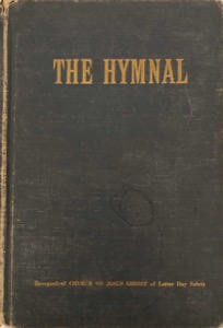The Hymnal (RLDS) (1956)