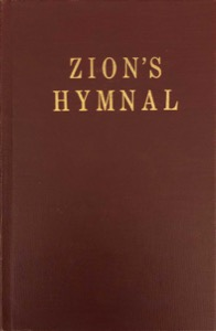 Zion's Hymnal (Church of Christ, Temple Lot) (1975)