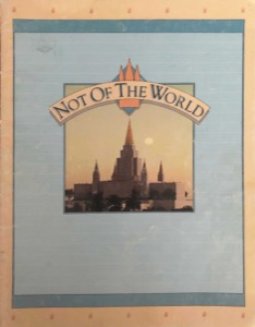 Not of the World (Songbook) (1984)