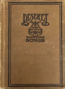 Deseret Sunday School Songs (1909)