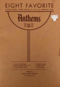 Eight Favorite Anthems (1970)
